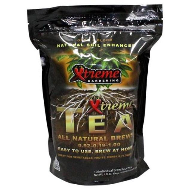 Xtreme Gardening Tea Brews 500 gm Packs 14/ct (2/Cs)
