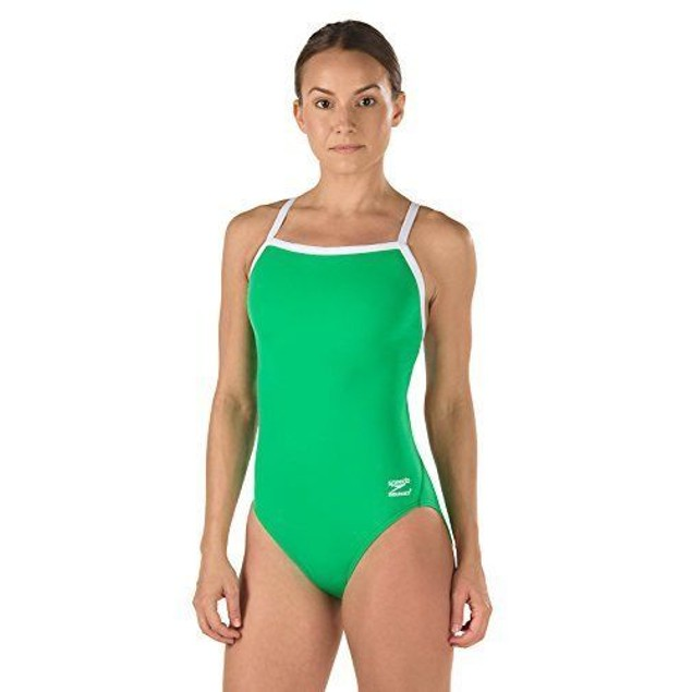 Speedo Women's Race Endurance+ Polyester Flyback Training One Piece  8