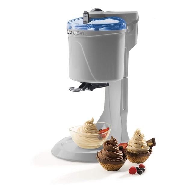West Bend Soft-Serve Ice Cream Maker