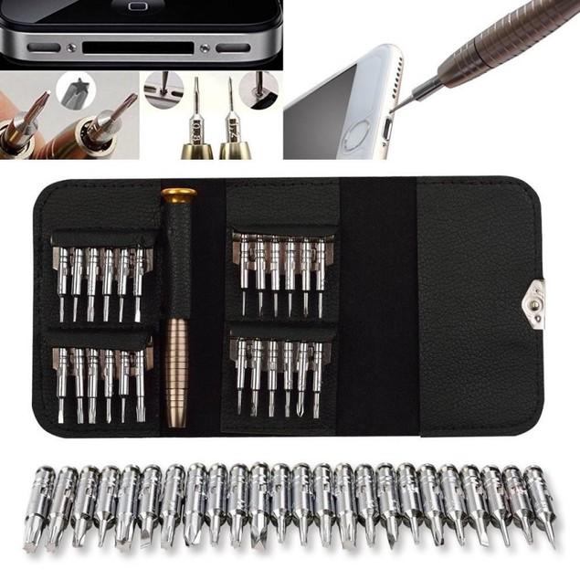 25 in 1 Precision Repair Tool Torx Screwdriver Kit