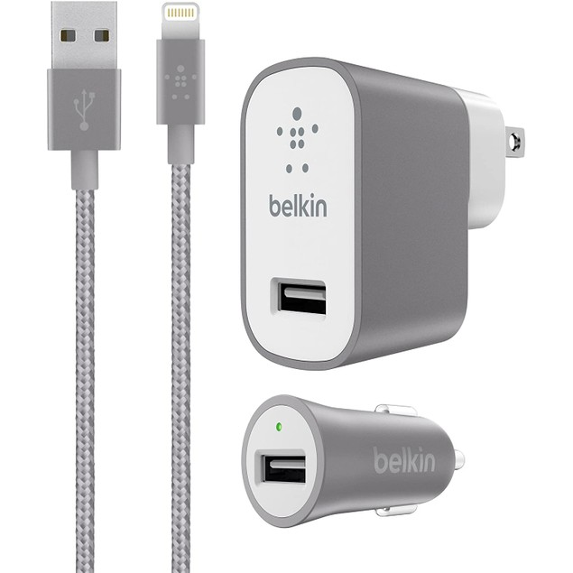 Belkin Charger Kit for iPhone & iPad