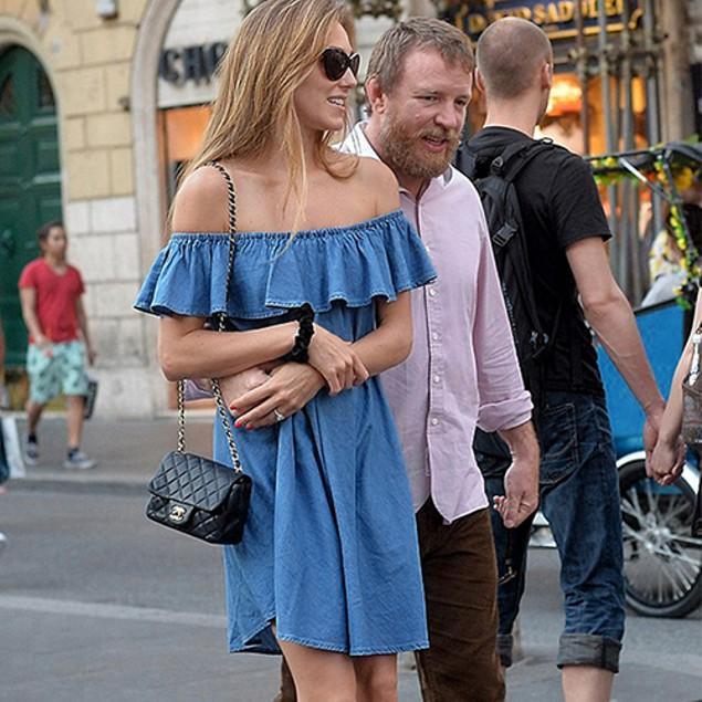 Women Fashion Long Sleeve Casual Demin Dress