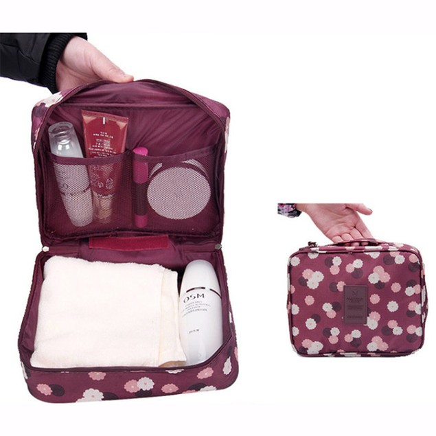 Travel Toiletry Organizer