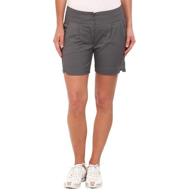 Lija Women's Terra League Shorts Charcoal 6 X 5