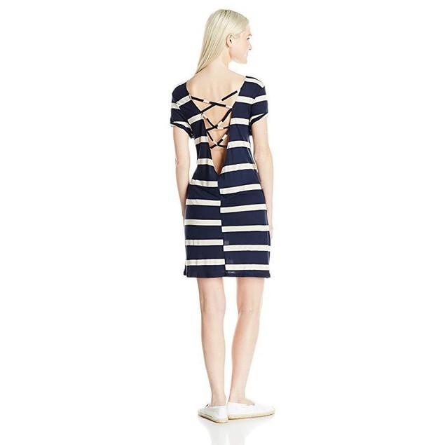 Billabong Junior's Sunset View Crisscross Strap Knit Dress SZ: XS