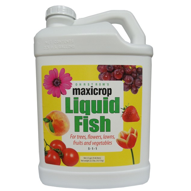 Maxicrop Liquid Fish, 1 qt