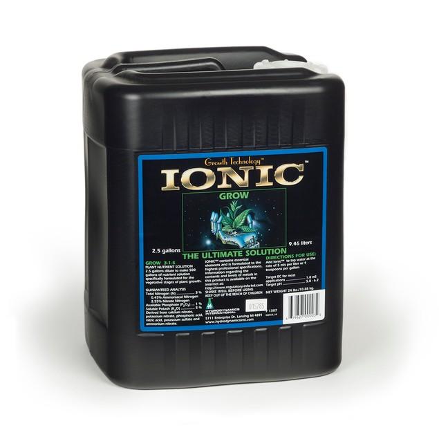 Ionic Grow, 2.5 gal