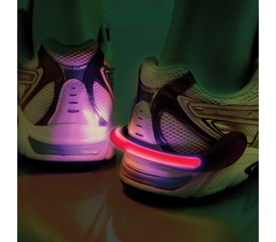 2 Pack LED Shoe Clip Lights Reflective Safety Night Running Gear Was: $29.99 Now: $7.99.