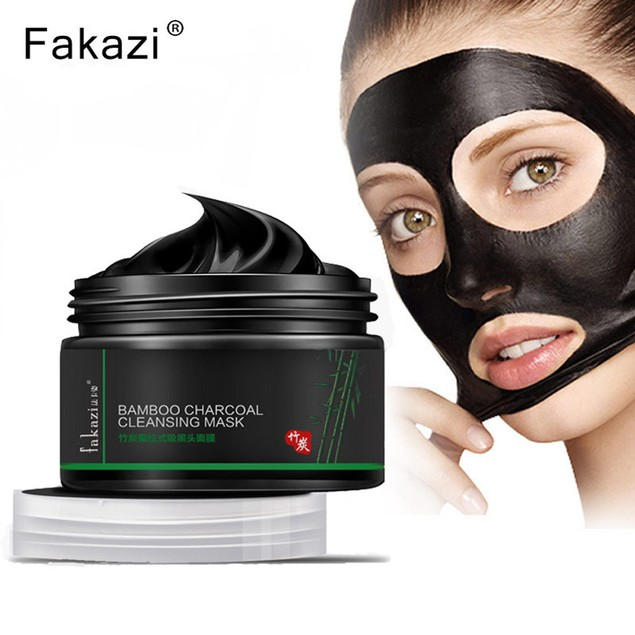 Black Mud Deep Cleansing Blackhead Remover Peel Face Mask
