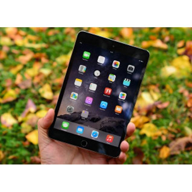 Apple iPad Mini 3 64GB Unlocked Cellular + WiFi Bundle