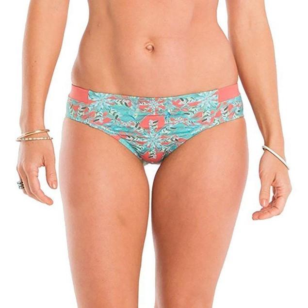 CARVE Designs Women's Zena Bottom St. Croix Swimsuit Bottom SZ: XS