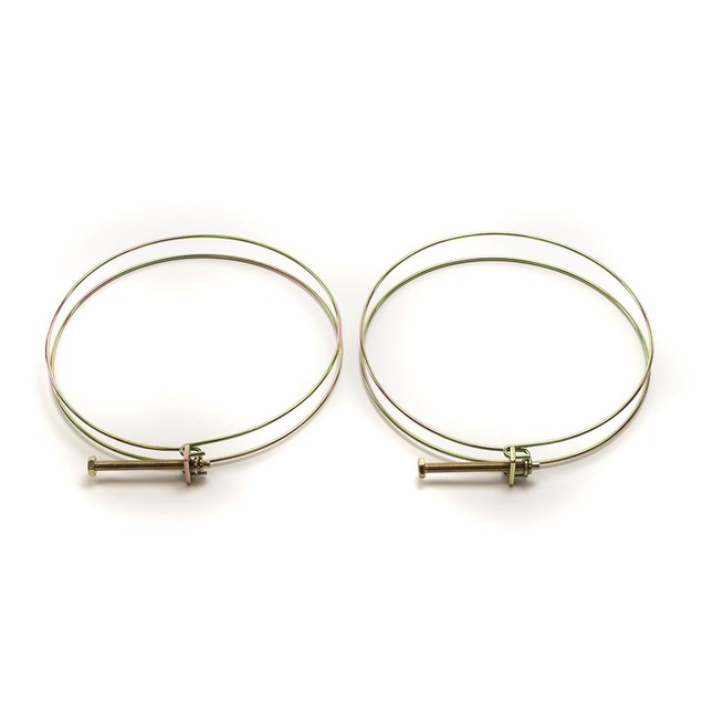 Twister T2 Hose Clamps (6'') (2-pack)