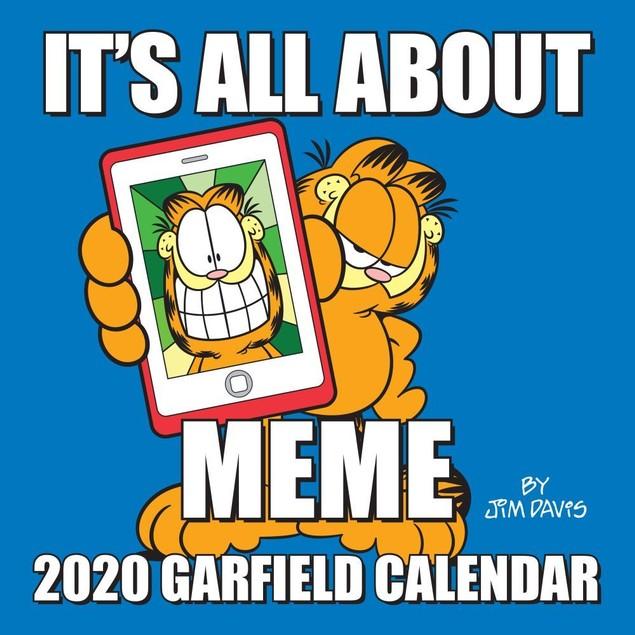 Garfield Wall Calendar, Cartoons   Comics by Calendars