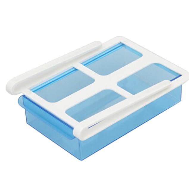 Slide Fridge/Freezer Organizing Shelf Storage Rack