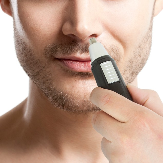 Bluestone Cordless Electric Nose and Ear Hair Trimmer