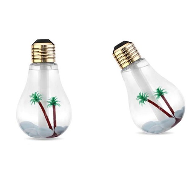 LED Lightbulb Air Diffuser - Watch the Video