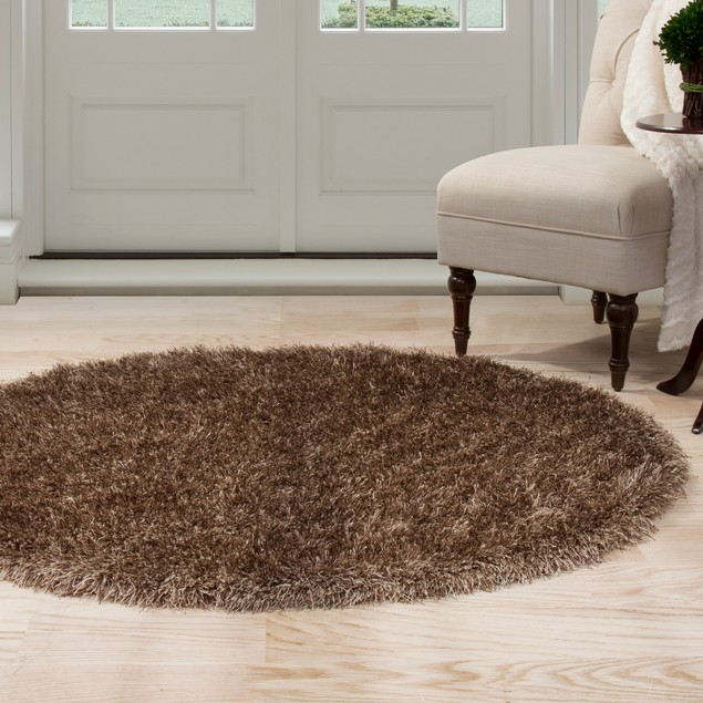 Lavish Home Shag Area Rug