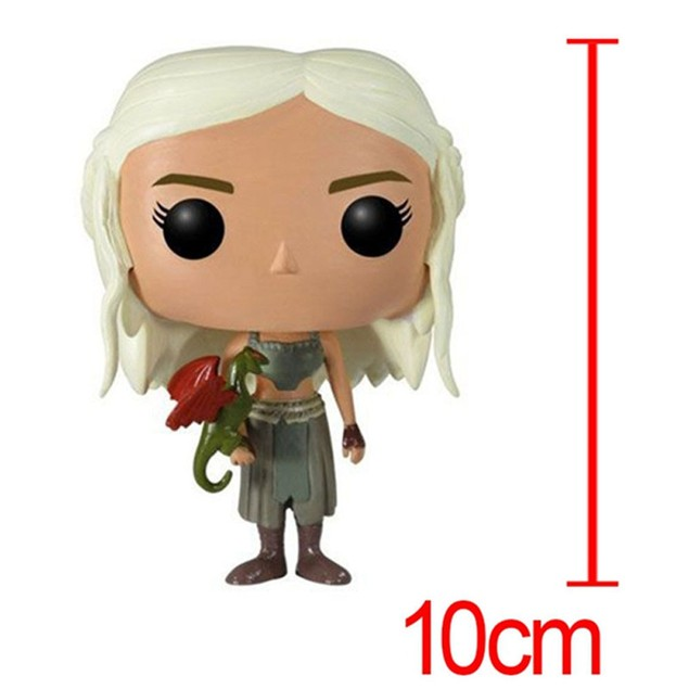 Fashion Rides Game Of Thrones Dolls Figures Toy Gifts