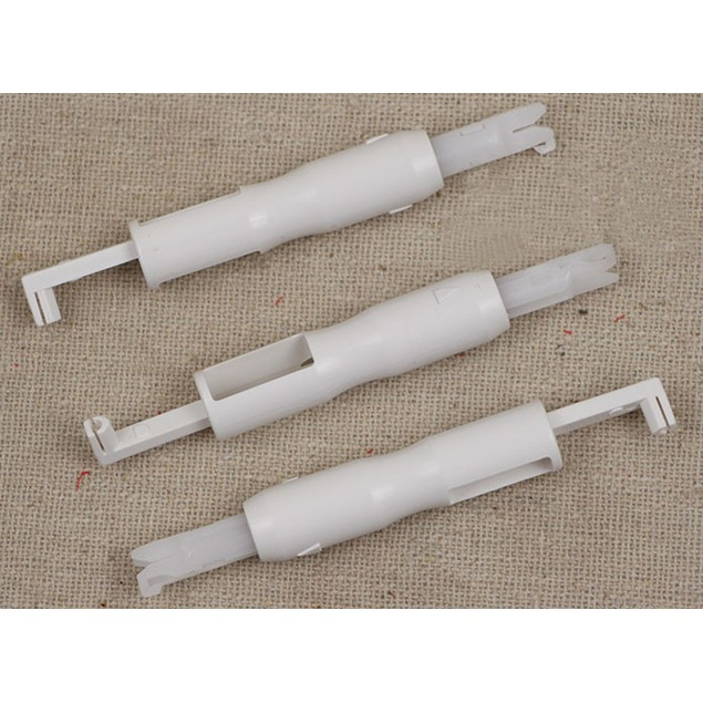 Needle Threader Insertion Applicator Handle Thread For Sewing Tool Machine