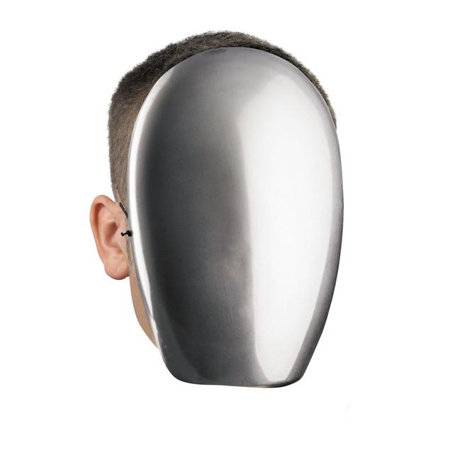 Faceless Chrome Mask