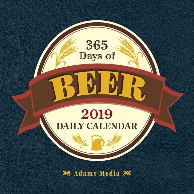 365 Days of Beer Desk Calendar, Wine, Beer & Spirits by Calendars