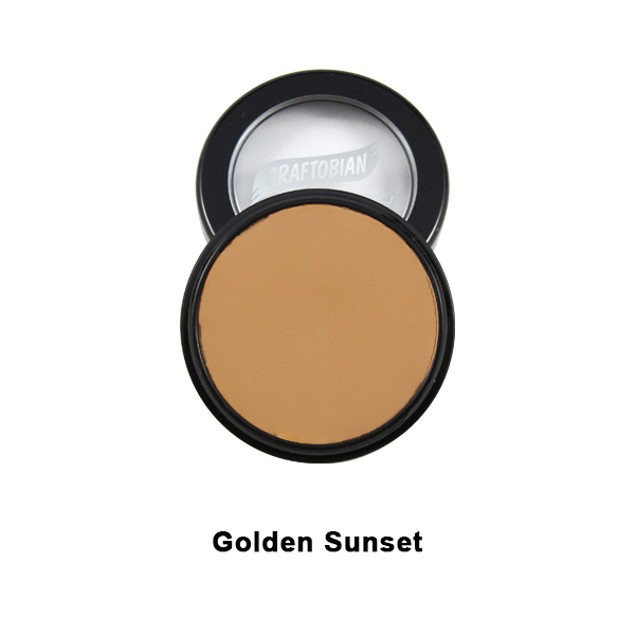 Golden Sunset HD Glamour Creme Foundation 5oz.