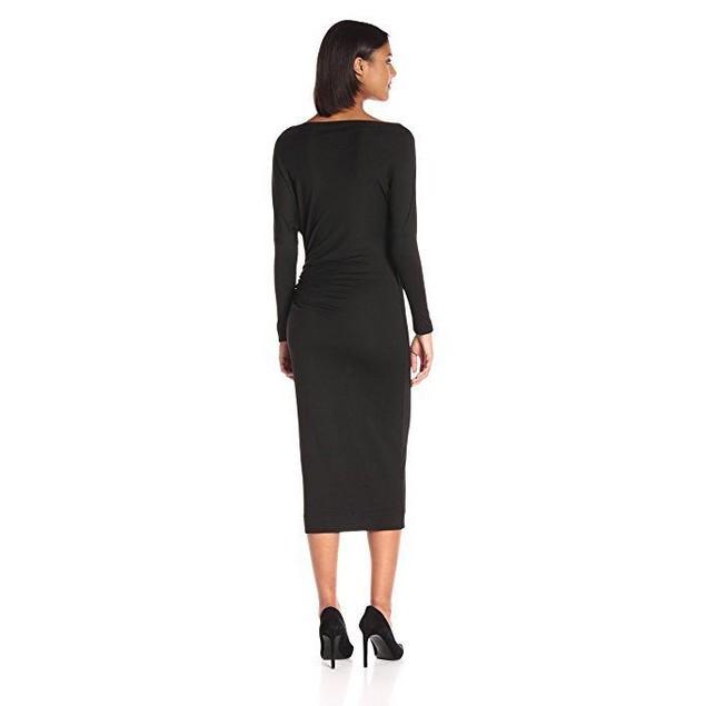 Vivienne Westwood Anglomania Women's Thigh Dress, Black, M