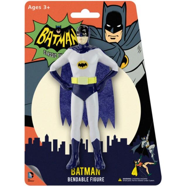 Batman Bendable Figure 1966 TV Show