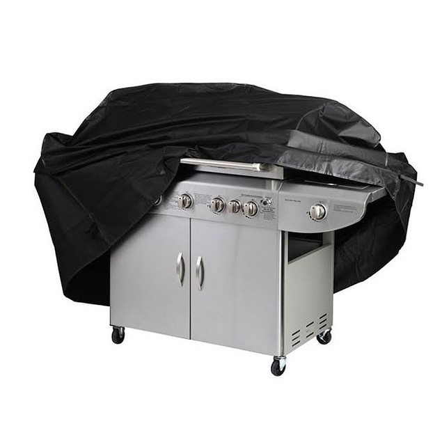 """Waterproof Heavy Duty BBQ Grill Cover - Fits up to 67"""""""