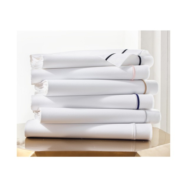 Hotel Collection Baratta Embroidered Italian Percale Weave King Duvet,