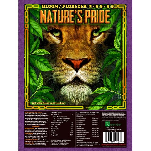 Nature's Pride Bloom Fertilizer, 35 lbs