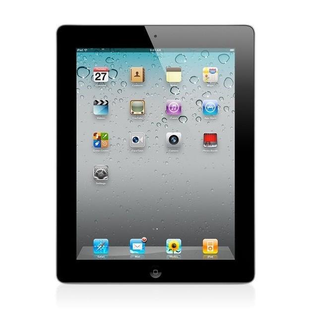 Apple iPad 2 MC916LL/A (64GB Black WiFi) - Grade B