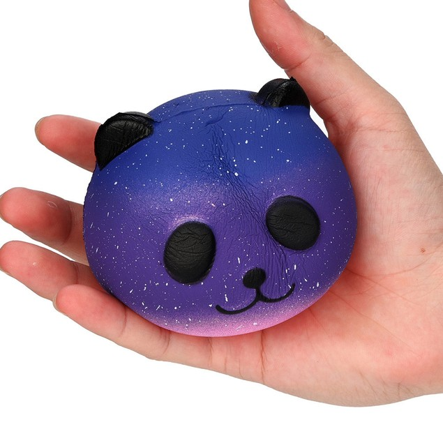 Cute 10cm Panda Baby Cream Scented Squishy Slow Rising Squeeze Kids Toy