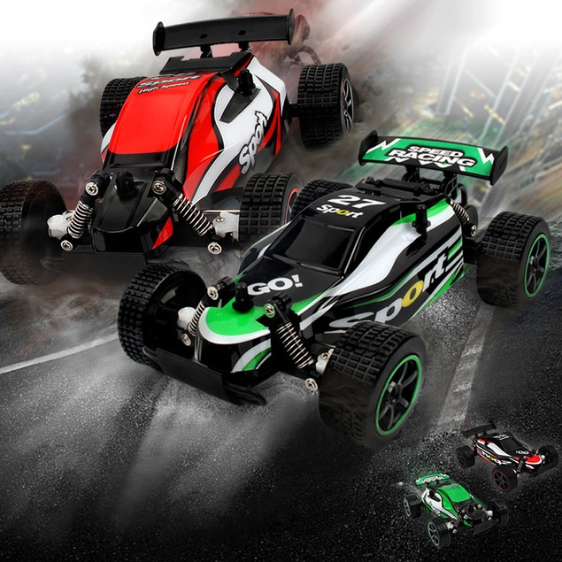120 2.4GHZ 2WD Radio Remote Control Off Road RC RTR Racing Car Truck