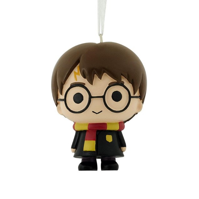 Harry Potter Resin Christmas Ornament