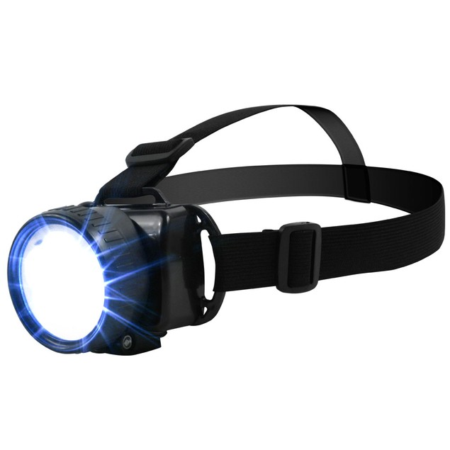 Stalwart 5 LED Headlamp w / Adjustable Strap