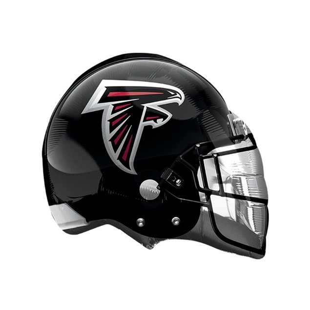 Atlanta Falcons Helmet XL Balloon