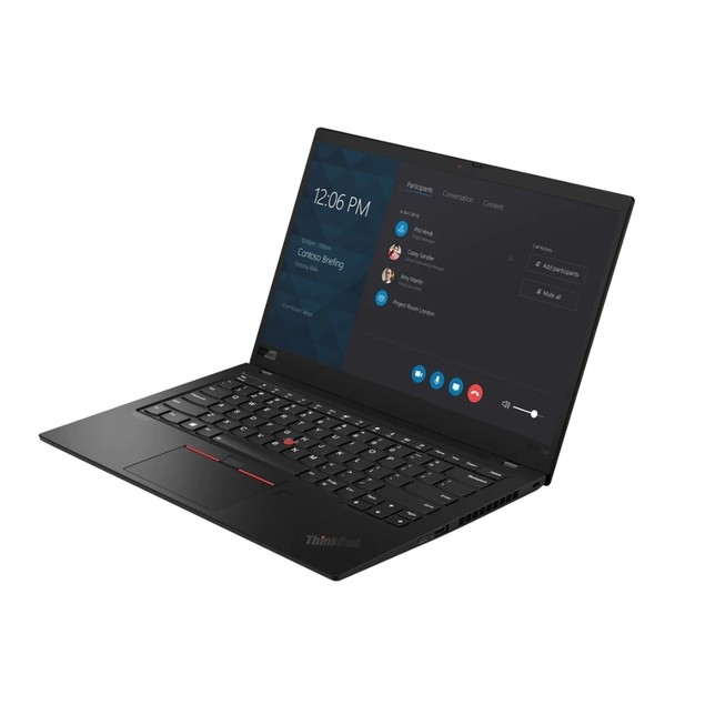 "Lenovo ThinkPad X1 Carbon 14"" 1TB Win10,Black(Certified Refurbished)"