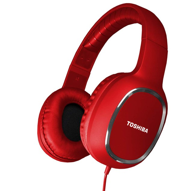 Toshiba Over Ear Sports Stereo Headphones