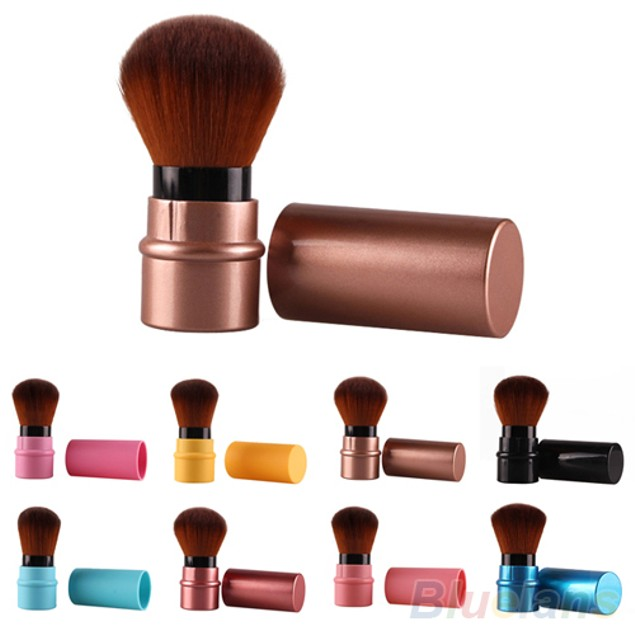Fashion Retractable Blusher Brush