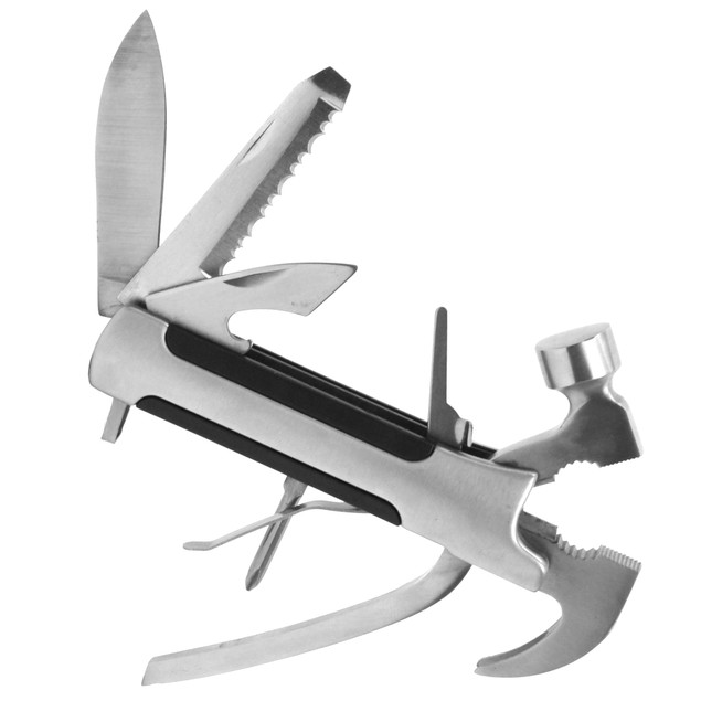 Whetstone Multi-Function 8 in 1 Camping Tool