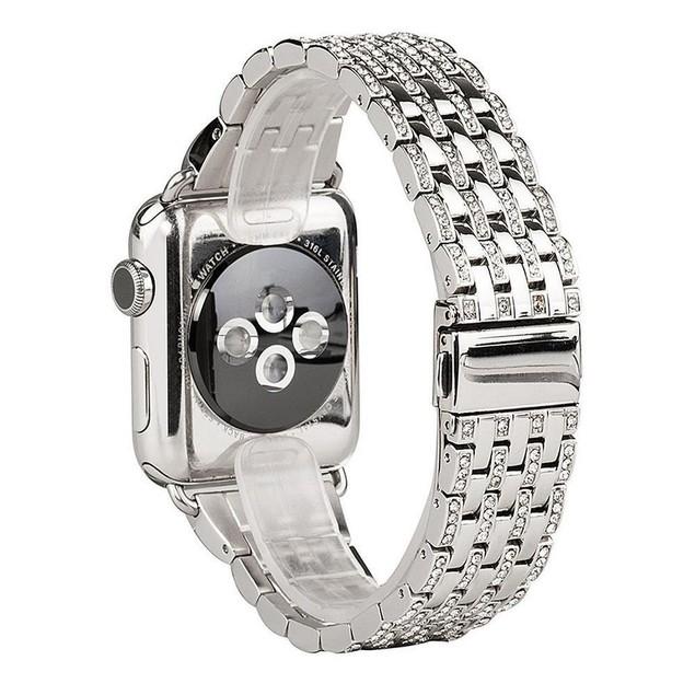 iPM Diamond Luxury Band for Apple Watch