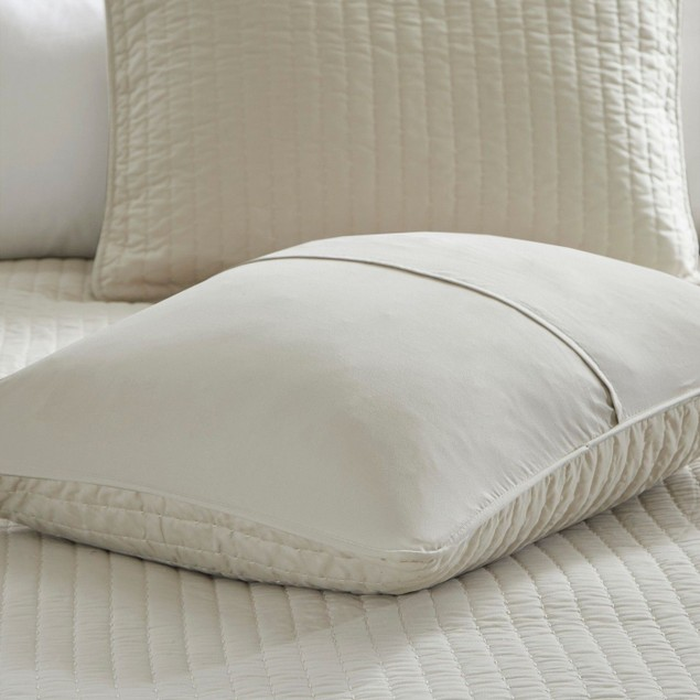 Madison Park Keaton 3 Piece Quilted Coverlet Set, King/California King,