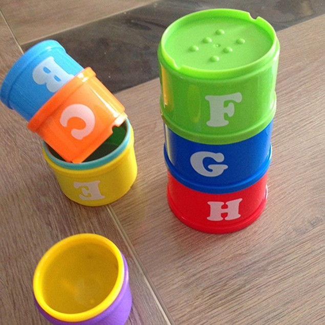 9Pcs/Set Baby Children Kids Educational Toy