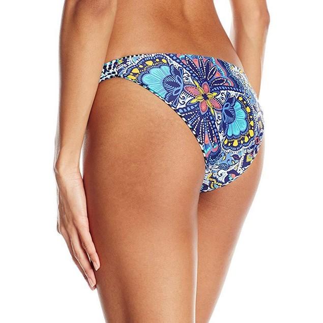Body Glove Junior's Free Spirit Ruby Bikini Bottom, Midnight, SZ: M