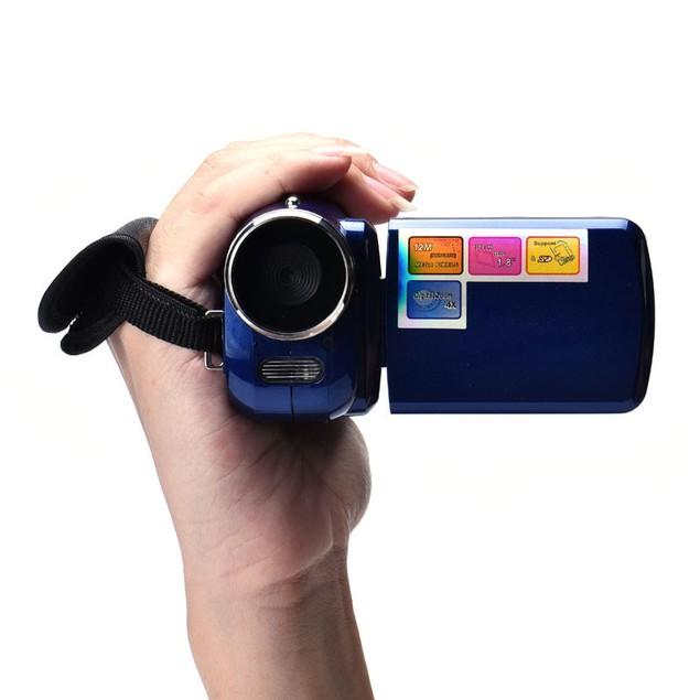 1.8 Inch TFT 4X Digital Zoom Mini Video Camera