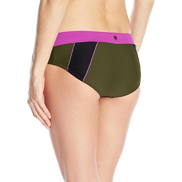 prAna Women's Zuri Bottom, Large, Cargo Green, SZ L