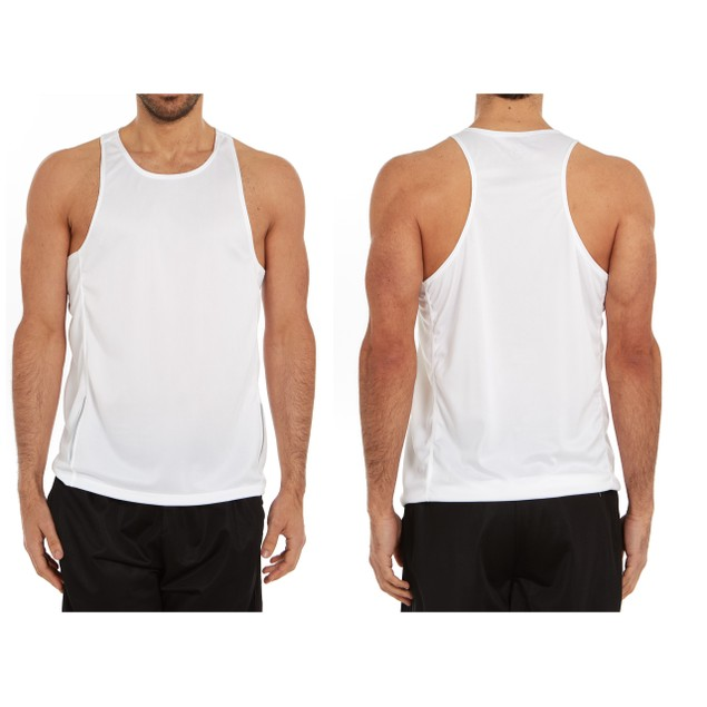 2-Pack Men's Active Athletic Performance Tanks