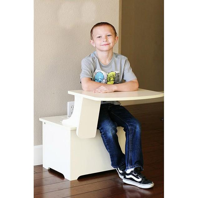 Chest R Desk Children's 3 In 1 Wooden Desk Chair Childrens Chests