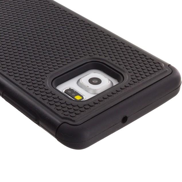 Samsung Galaxy S6 Edge Plus Hybrid Rugged Armor Protector Hard Case Cover